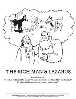In This SharefaithKids Lesson We Look At The Parable Of Rich