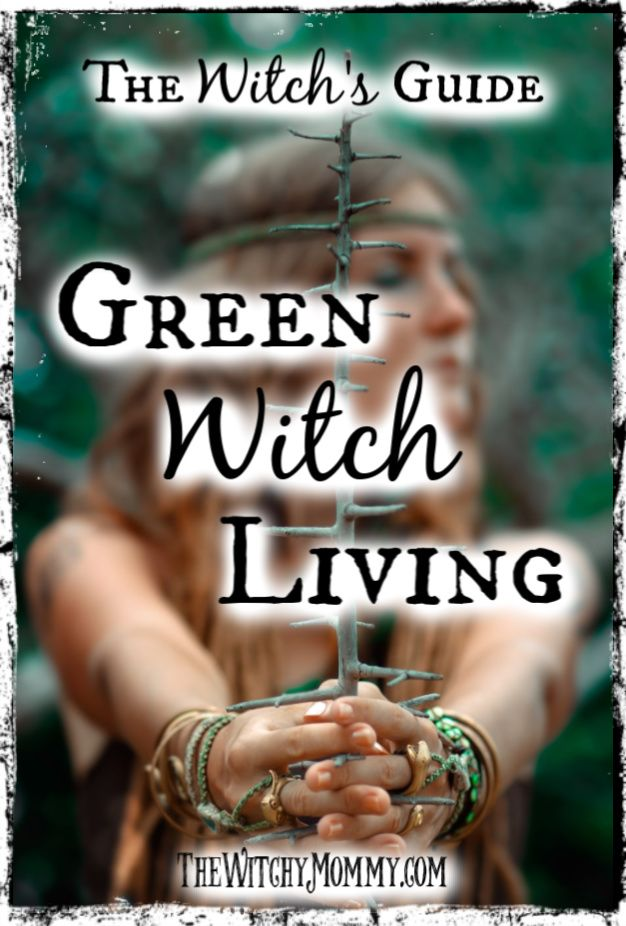 Green Witch Living #greenwitchcraft