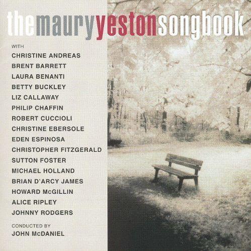 The Maury Yeston Songbook [CD]