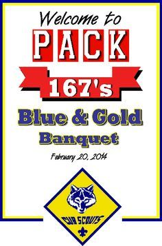 Cub Scout Blue & Gold Program Idea that is PRINTABLE and cheap and easy to make! This site has a lot of great Cub Scout Ideas compliments of Akelas Council Cub Scout Leader Training: Utah National Parks Council has planned this exciting 4 1/2 day Cub Scout Leader Training. This fast-paced and inspiring training covers lots of Cub Scout Info and Webelos Outdoor Experience, and much more. Any Cub Scout Leader from any council is invited to attend.