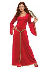 Ruby Sorceress - Adult Melisandre Game of Thrones Costume