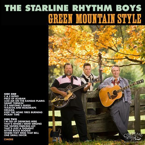 Green Mountain Style [LP] - Vinyl