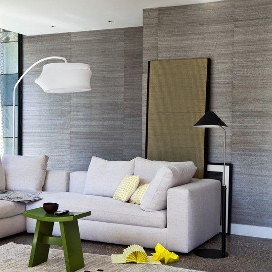 Neutral modernen Wohnzimmer Wohnideen Lounge Pinterest - bilder wohnzimmer moderne gestaltung