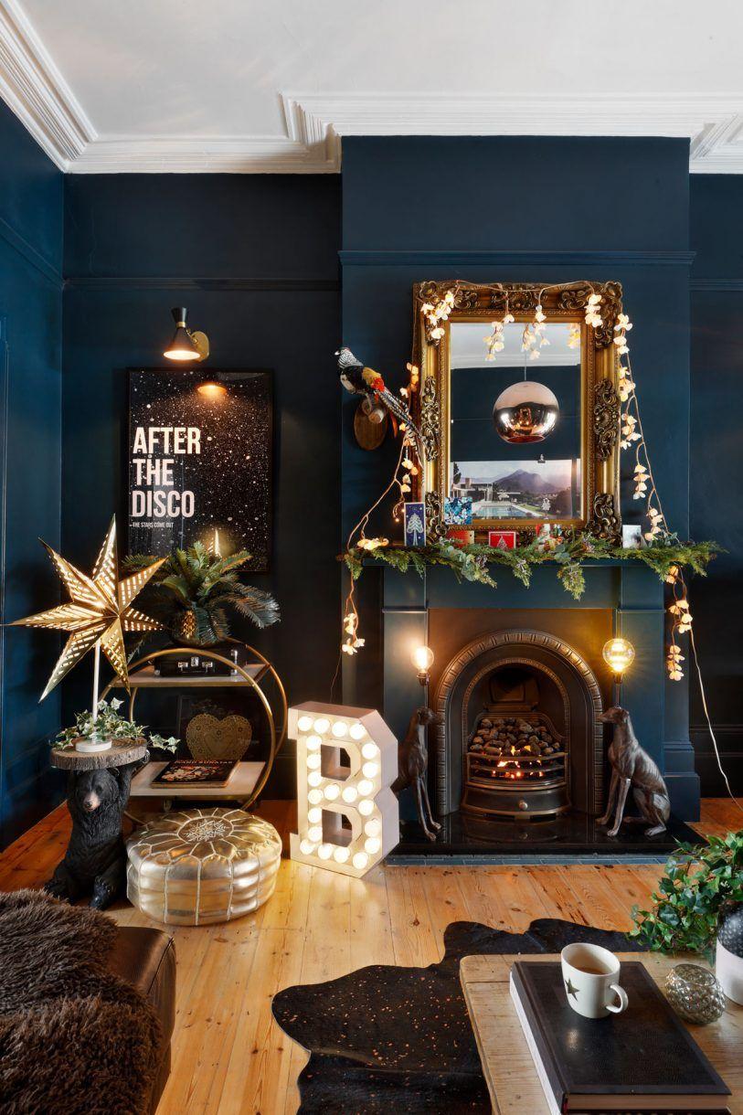 Photo of Ein Londoner Haus schon bereit für Weihnachten – PLANETE DECO eine Hauswelt