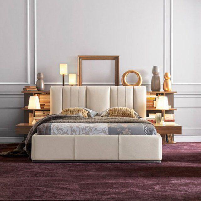 Gain de place 10 têtes de lit avec rangements