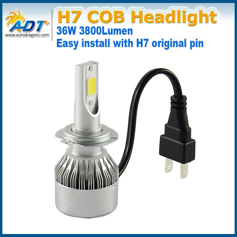 Led headlights by Jennifer on c6 cob led headlight Led