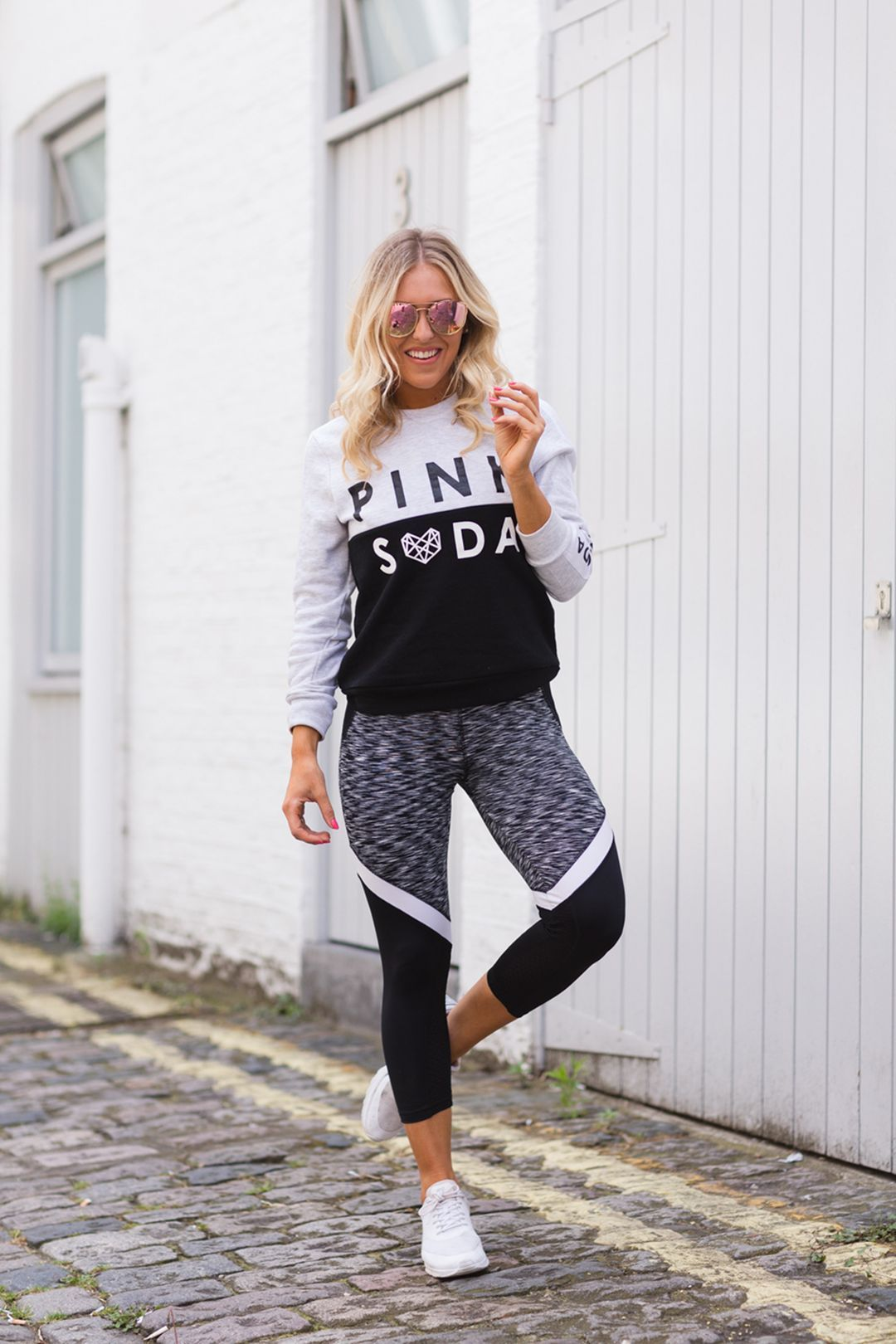 25 Inspirational Sporty Outfits To Enhance Your Style
