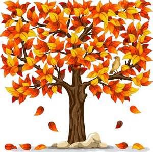 Free Fall Trees Clip Art Bing Images Leaves Illustration Autumn Trees Fall Wallpaper
