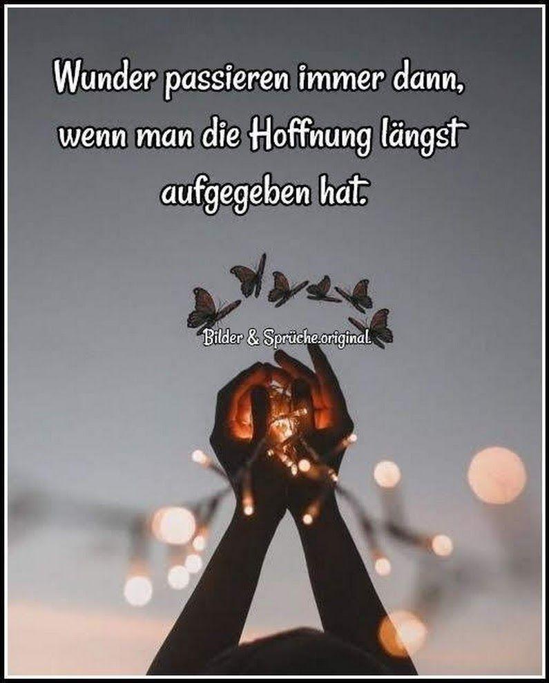 Die Hoffnung ist immer für ein Wunder gut. So gesehen macht es Sinn an sie zu glauben. Aber wir müssen auch dabei auf sie zugehen... ~.~