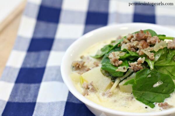 Olive Garden Zuppa Toscana Copycat Recipe for Cheap