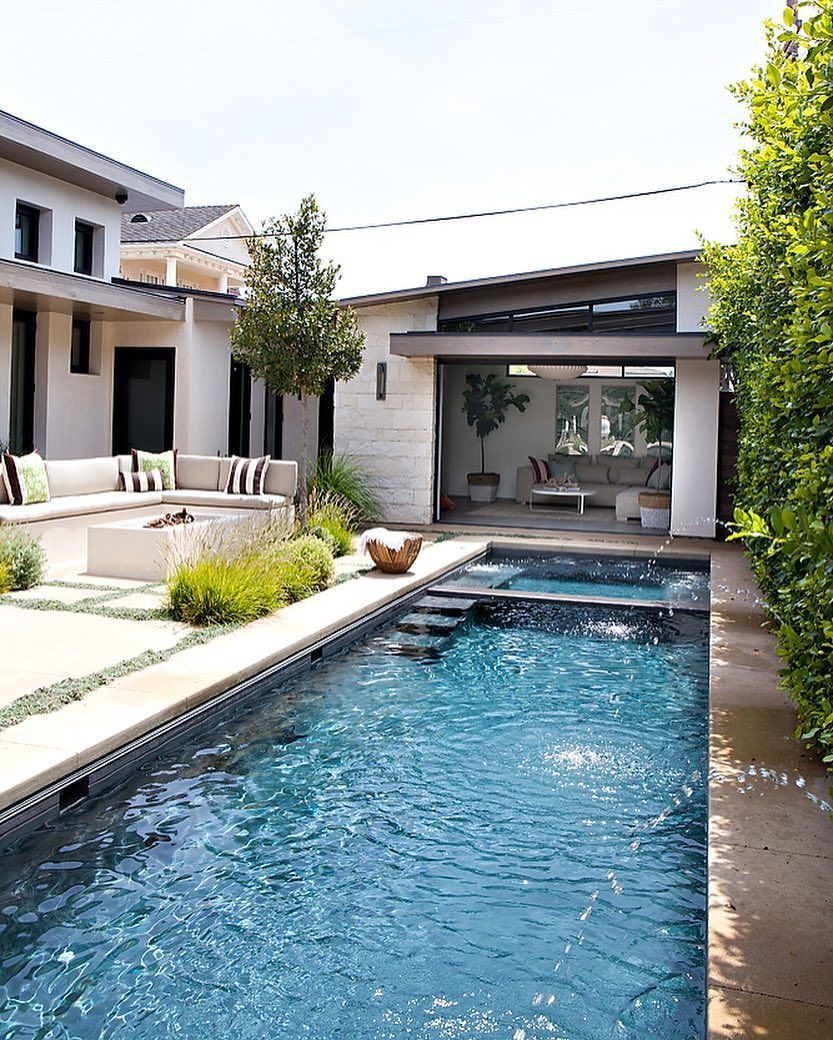 38 Modern Swimming Pool Design Ideas For Your Home With