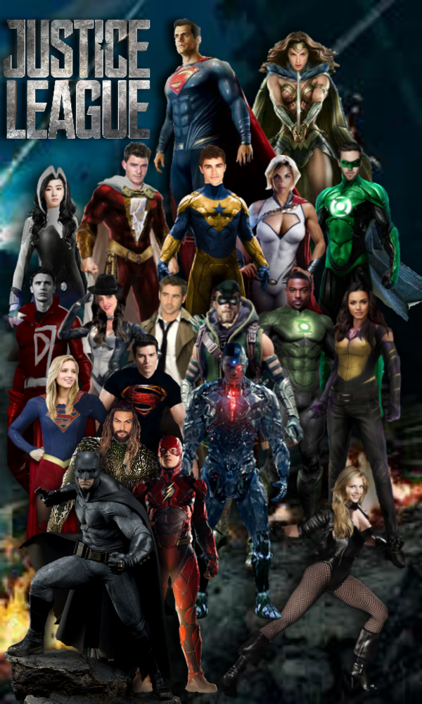 Justice League Part 2 By 13josh16 On Deviantart Justice League Justice League Part 2 Doom Movie