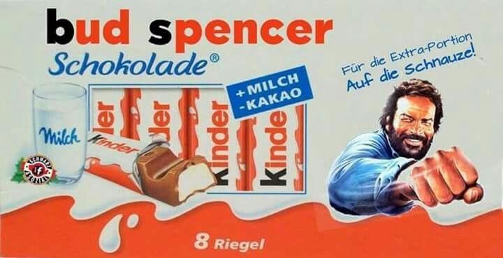 Bud Spencer Kinder
