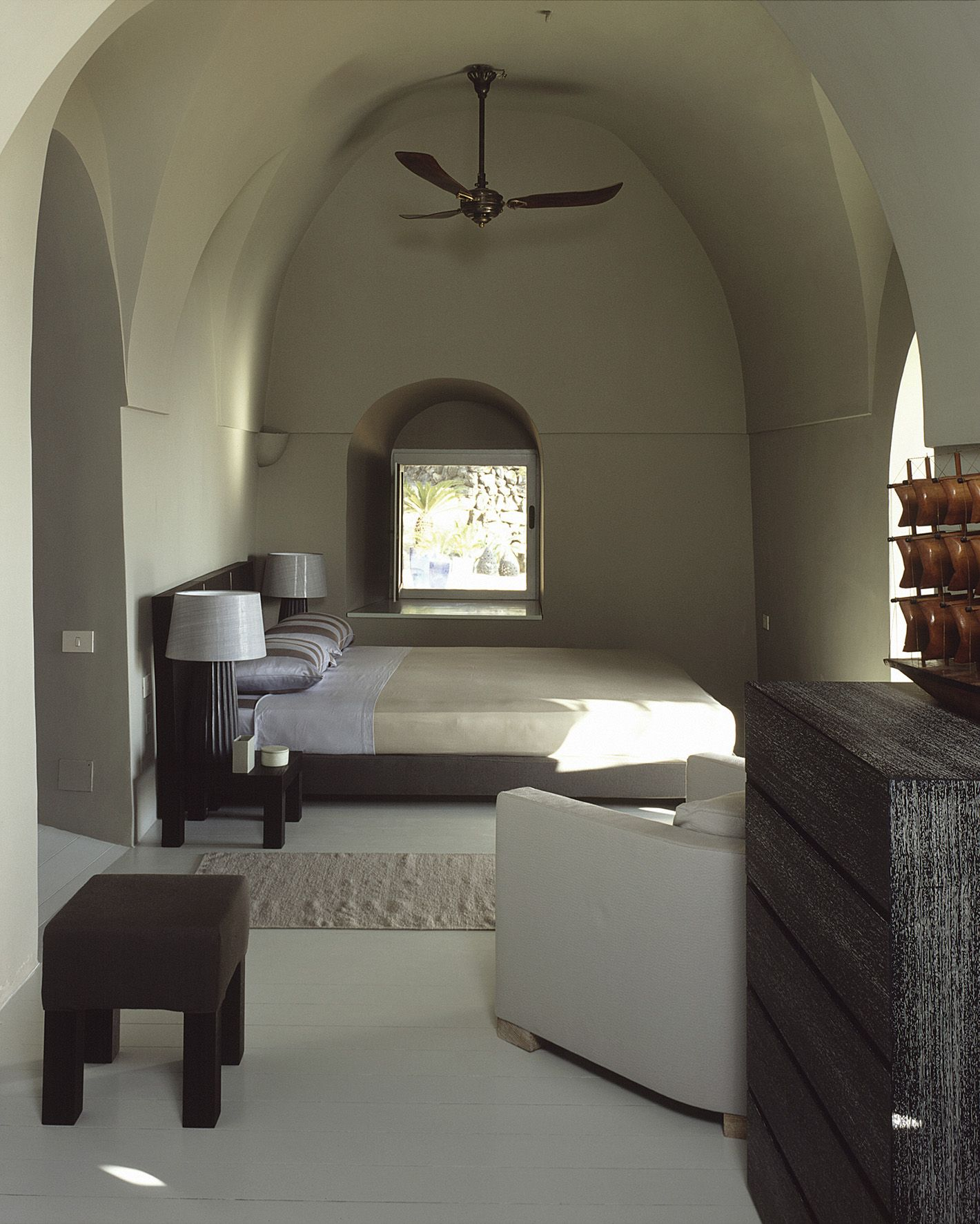 #Atribute to Design: Giorgio Armani's home in Pantelleria. Photo by Richard Bryant. More on Armani.com/Atribute