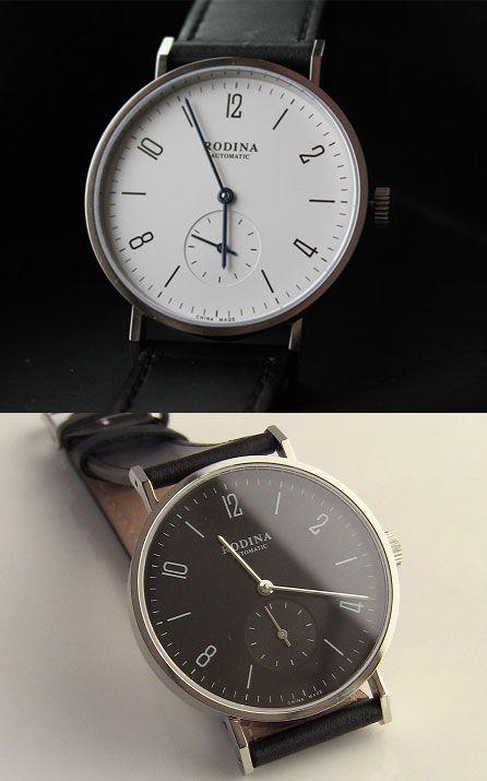 Rodina affordable bauhaus inspired minimal watch watch for Replica bauhaus