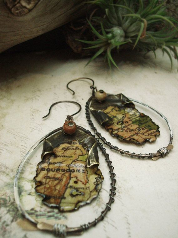 enroute jewelry reserved enroute ii mixed media earrings more 1411