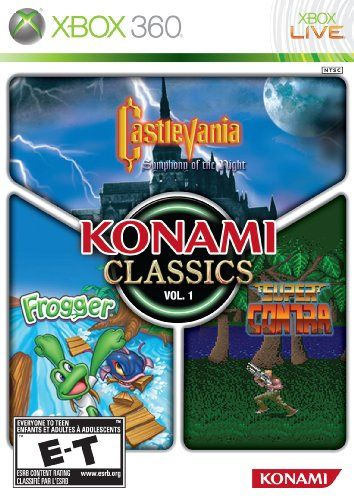 Konami Classics Volume 1 Xbox 360 For More Information Visit