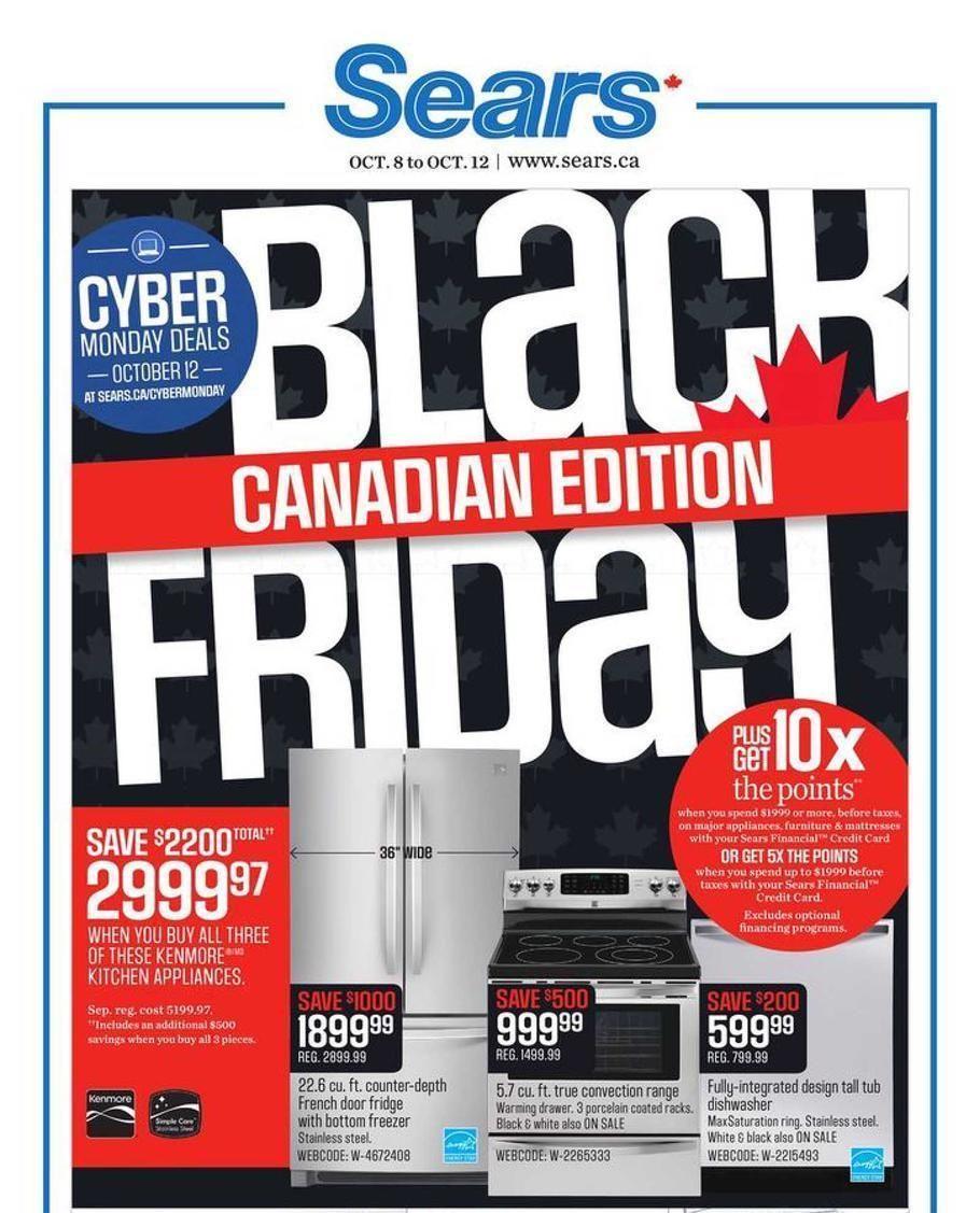 sears canada black friday 2015