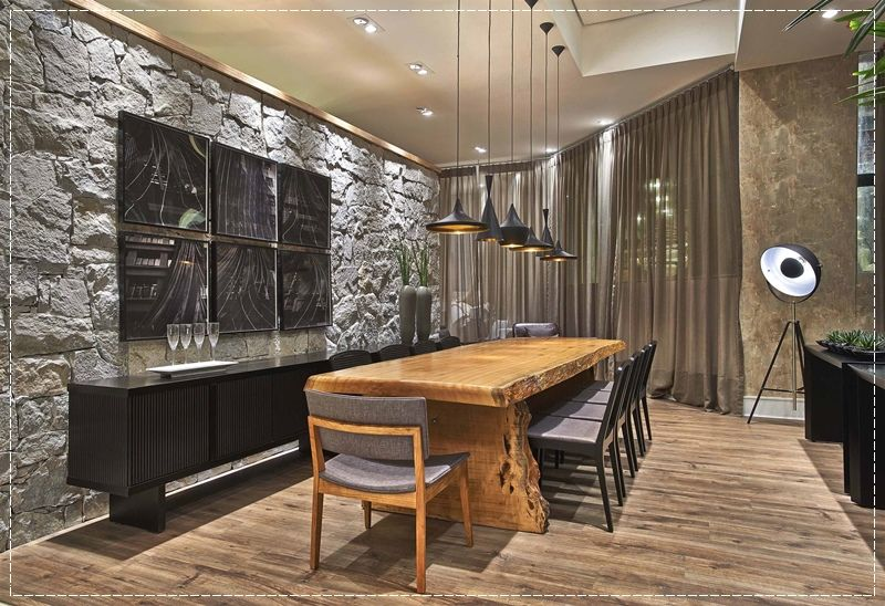 Buffet Sala De Jantar Imbuia ~ mesa de jantar em madeira de 3 2 metros de comprimento cortada