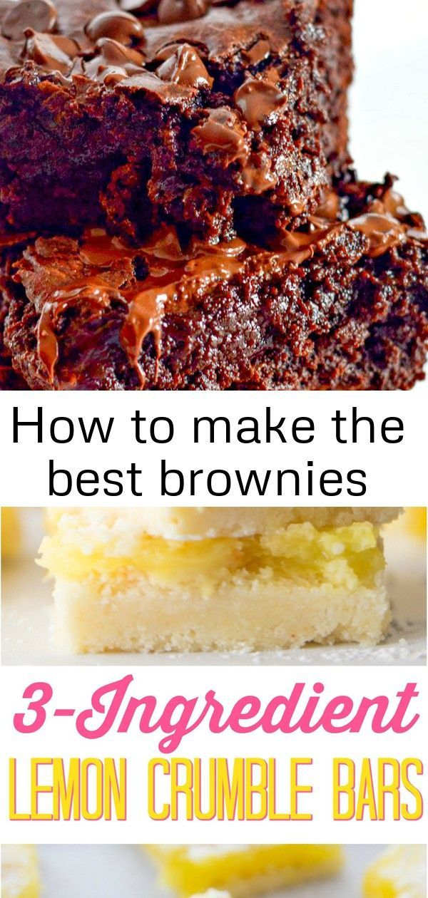 If youre looking for the best homemade brownie recipe, look no further! These fudgy brownies are t