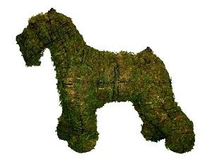 Schnauzer Dog Garden Topiary Frame Bh 2289 Dog Garden Dog Sculpture Schnauzer Dogs