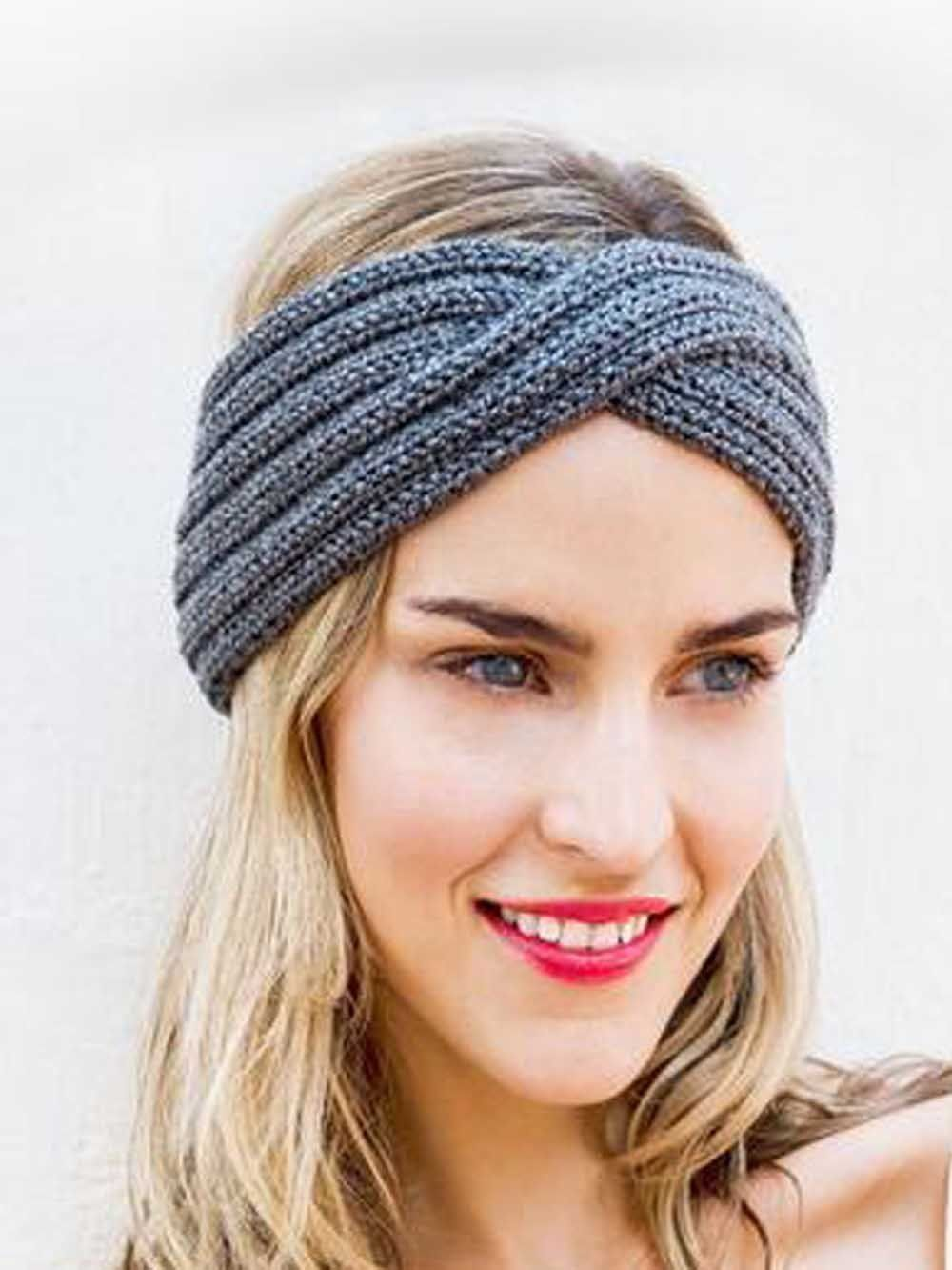 Venusvi Elastic Fabric Hairband Headband Hair Accessories for Woman ...