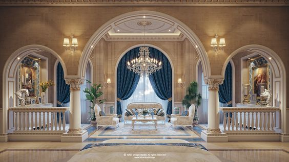 Luxury Mansion Interior Qatar On Behance Tap The Link Now To See Where Worlds Leading Designers Purchase Their Beautifully Crafted