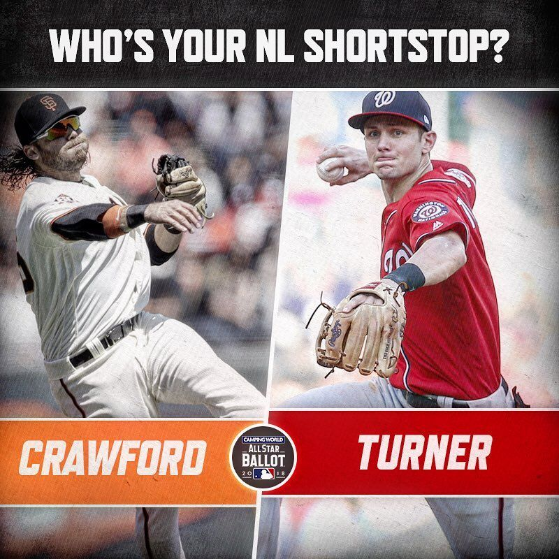 Two of the best in the game square off tonight. MLBVote