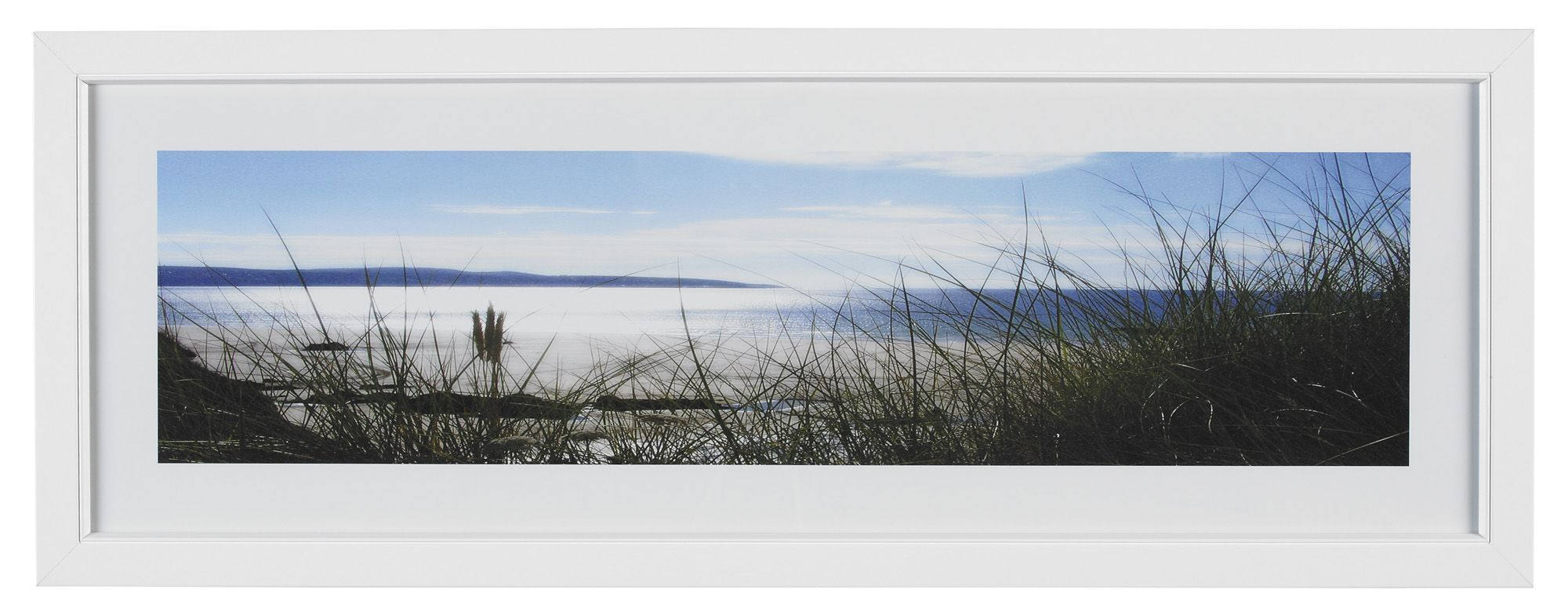 Through The Grasses Framed Print | Departments | DIY at B&Q