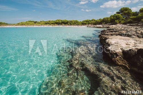 View of Son Saura beach, Menorca, Spain , #AFF, #Saura, #Son, #View, #Spain, #Menorca #Ad
