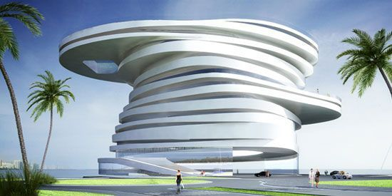Helix Hotel: New Jewel In The Landscape Of Zayed Bay – The Design blog | e-Reality