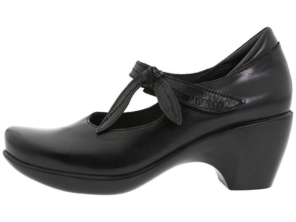 Naot Womens Pleasure Leather Mary Jane Shoes