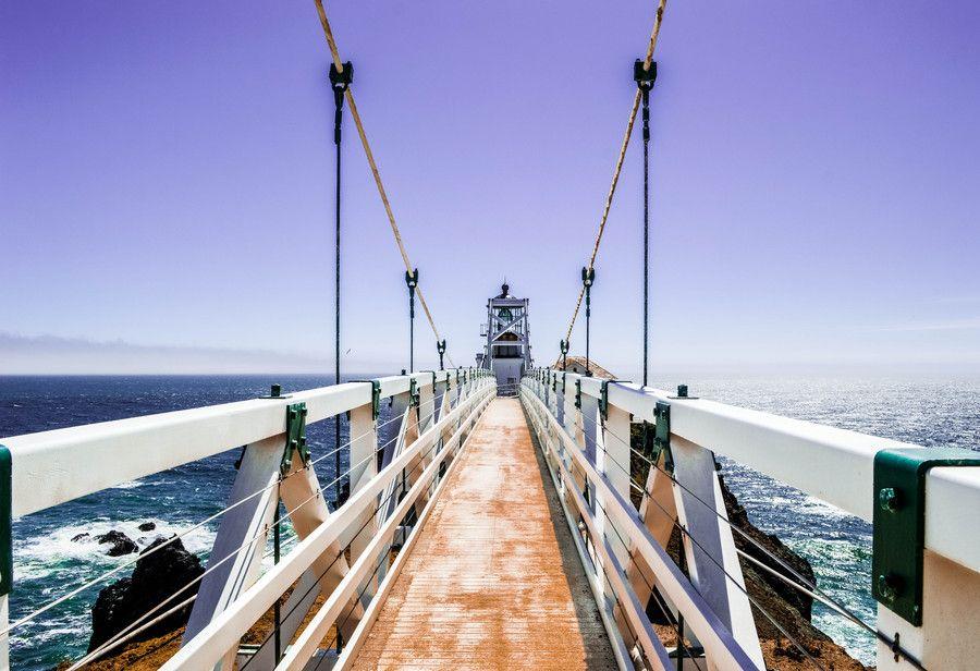 "500px / Photo ""Point Bonita Lighthouse"" by Shaz Khan"