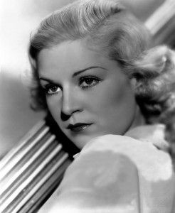 Claire Trevor as Idonee in Man Without a Star, 1955.