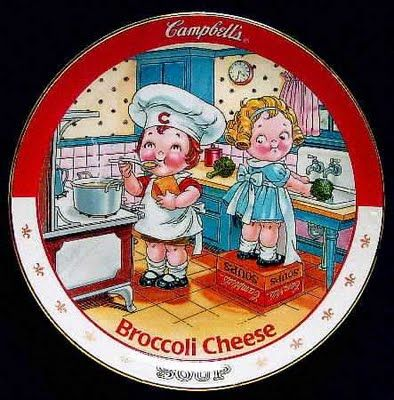 The Campbell's Soup Kids