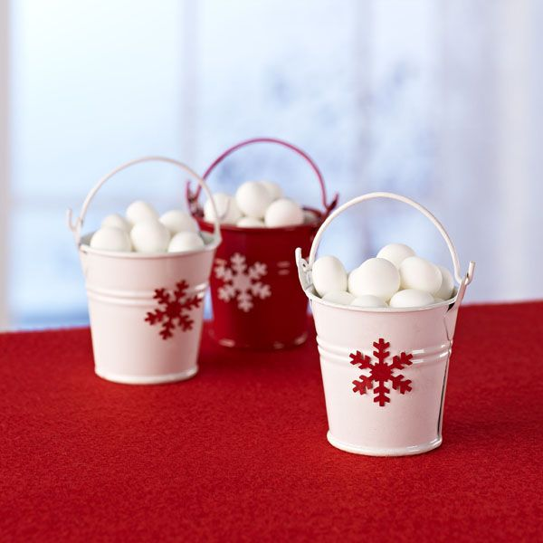 Hobby Craft Ideas Kids Part - 31: Snowflake Mini Buckets   Craft Ideas U0026 Inspirational Projects   Hobbycraft
