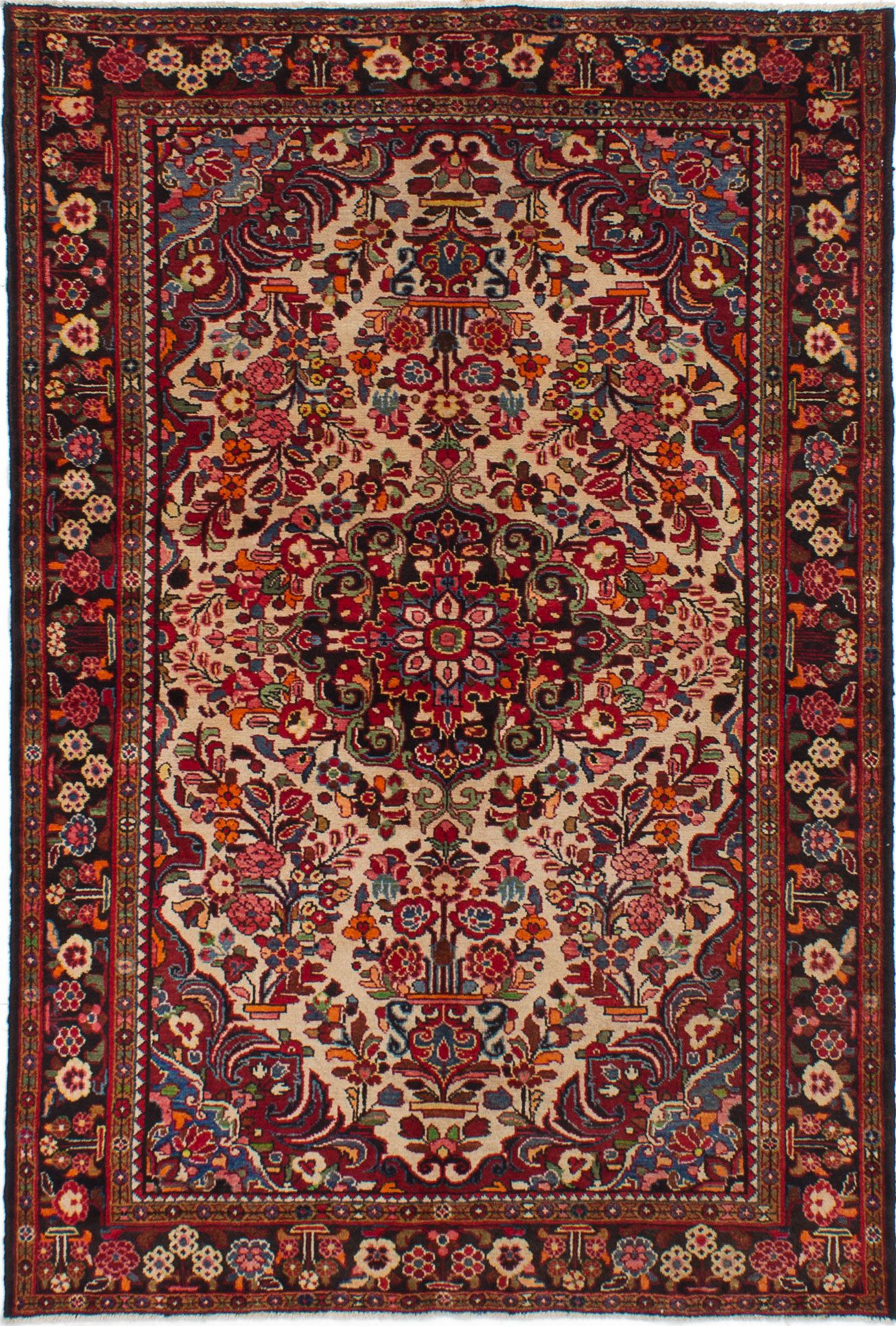 Best Persian Borchelu 5 X 7 4 Hand Knotted Rug 400 x 300