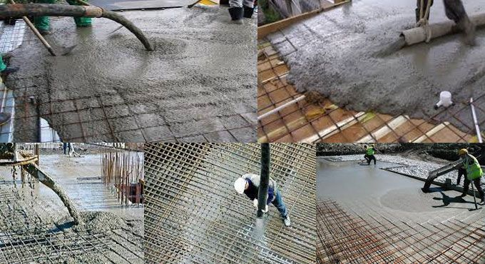 Self consolidating concrete video