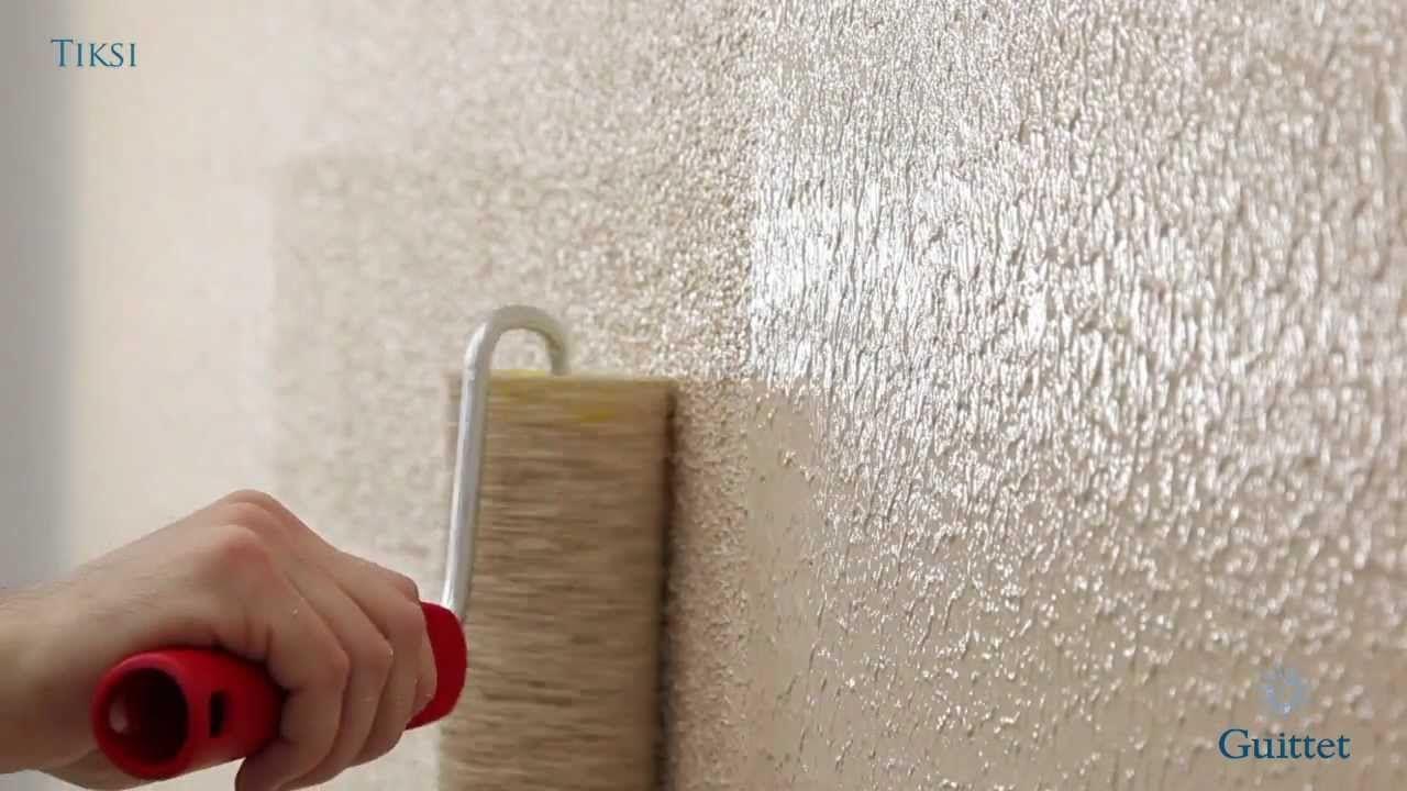 Papier Peint Effet Crepi tiksi un rev tement decoratif a l 39 aspect poche rond
