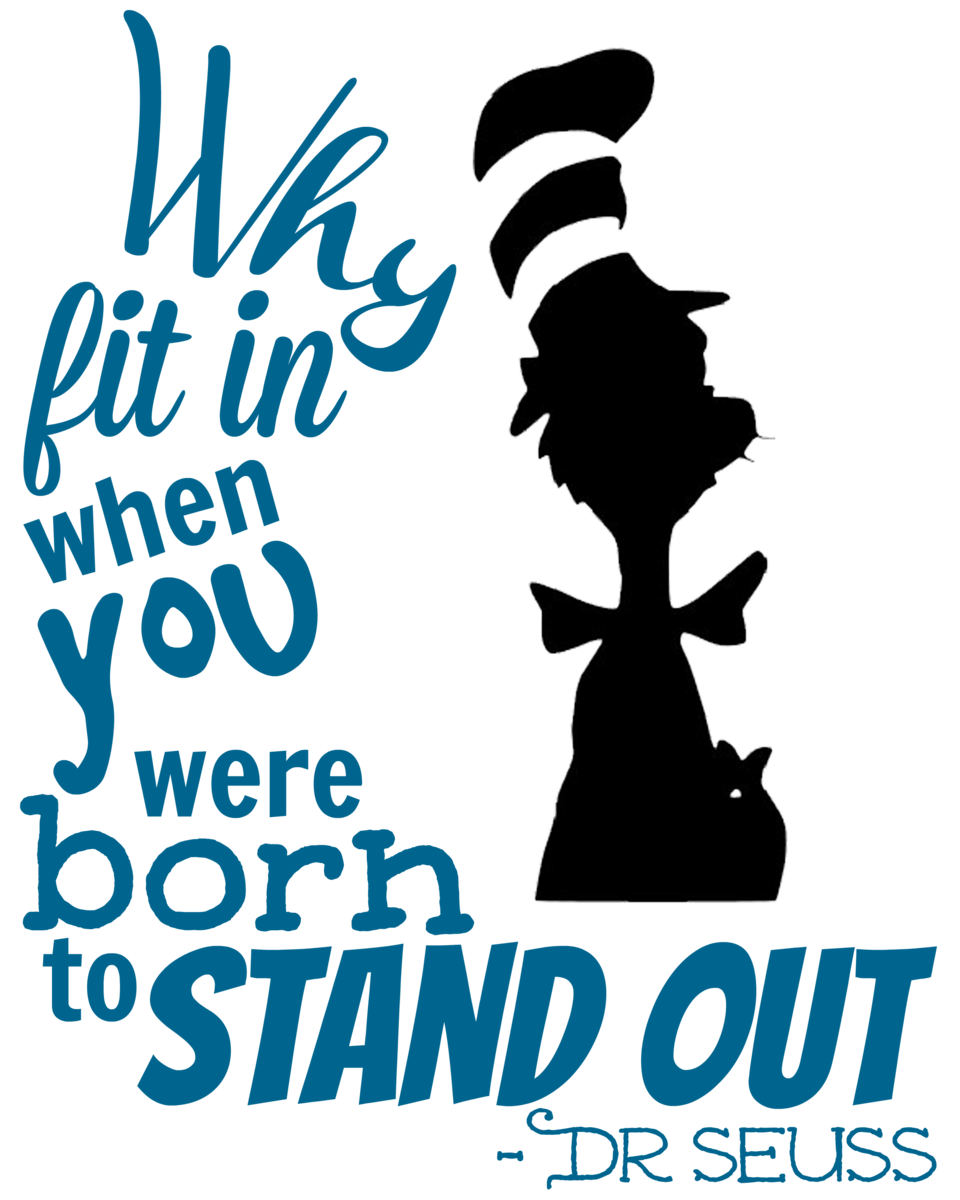 Seuss Quote Cat Hat1.png 960×1,200 Pixels