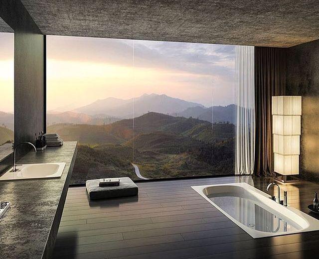 Instagram Photo By Architectdesigne May 25 2016 At 12 57pm Utc Salle De Bain Design Salle De Bain De Luxe Salles De Bains Luxueuses