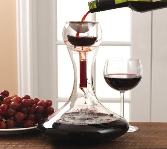 Traditional Style Decanter
