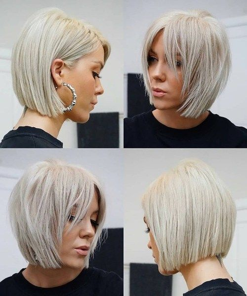 Short sexy hairstyles for 2020