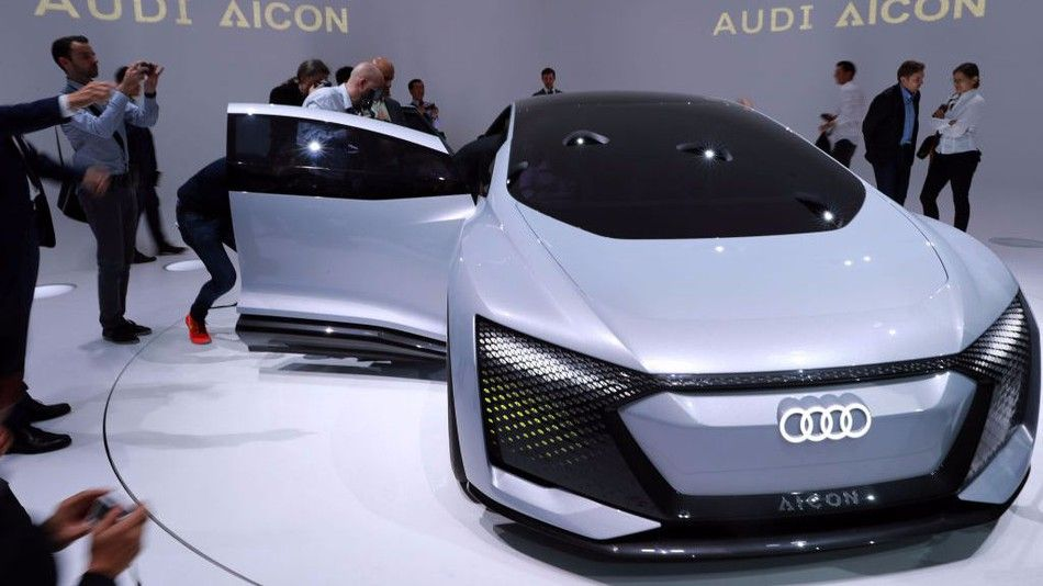 Watch Out Tesla, Audiu0027s Electric Concept Car Looks Amazing
