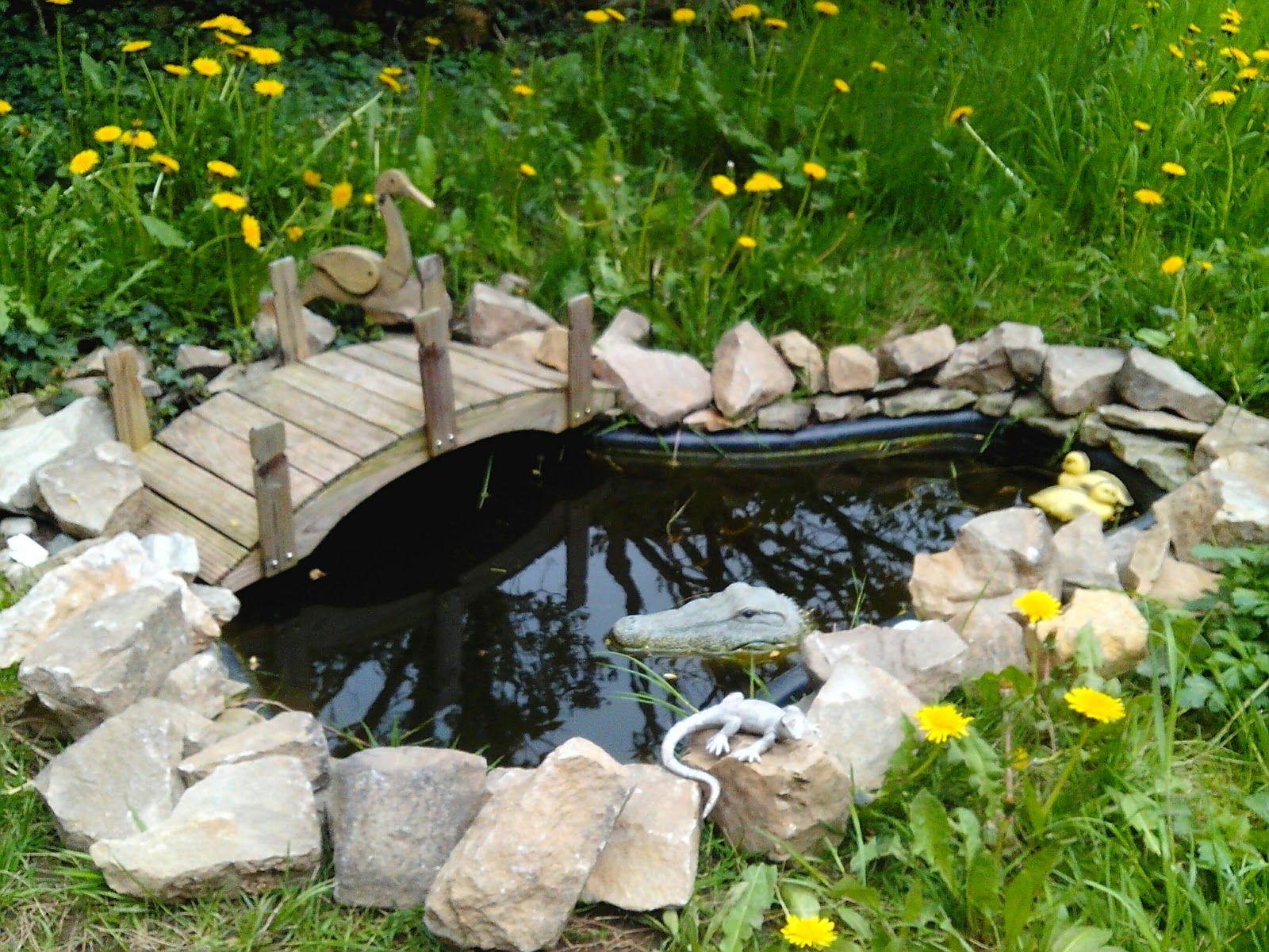 Pin auf Garden ~ 20185911_Kleiner Teich Im Garten Kosten
