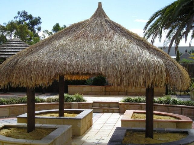 Island Thatch Gallery :: Island Thatch are Manufaturers of Bali Hut Kits…
