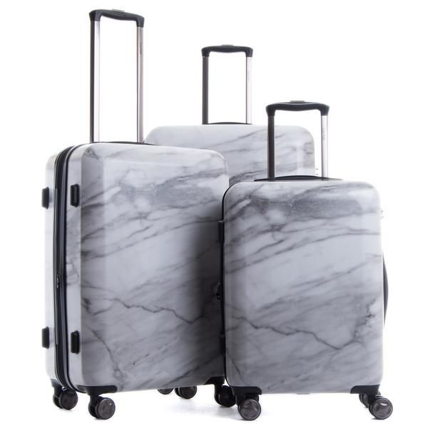 White Marble Luggage. Shop CalPak for modern hard-sided ...