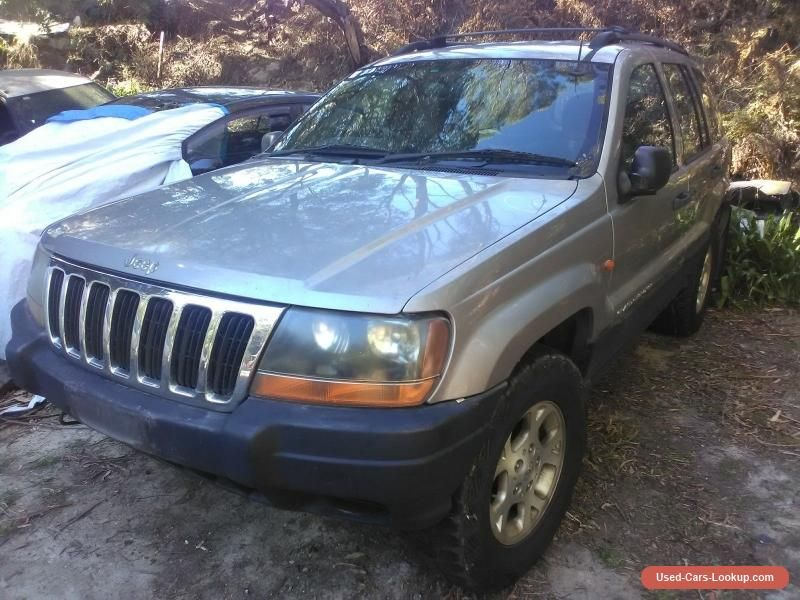 Car For Sale 2000 Jeep Cherokee V8 Auto