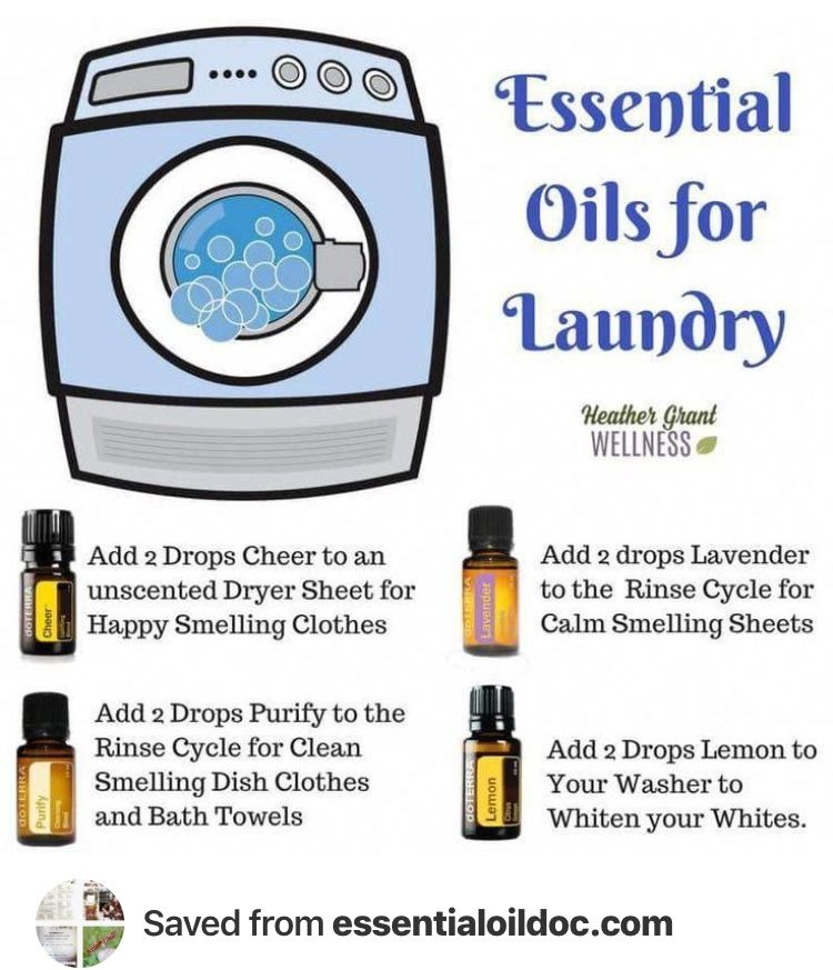 Laundry Essential Oils For Laundry Essential Oils Cleaning
