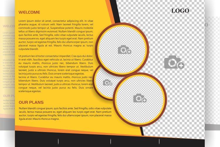 Free Flyer Templates Design Size letter size (8.5 X 11